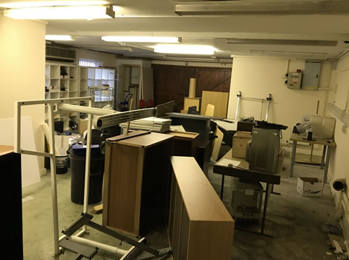 business premises cleared out in nottingham