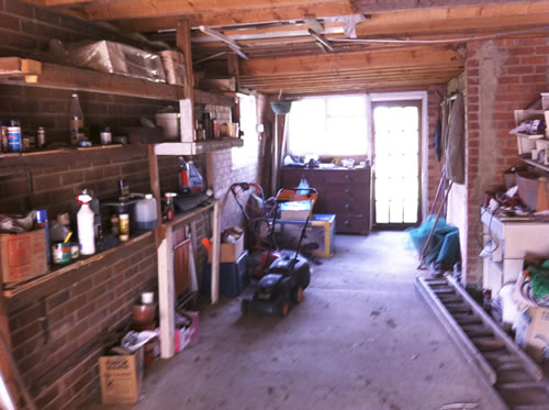 garage clearances derbyshire
