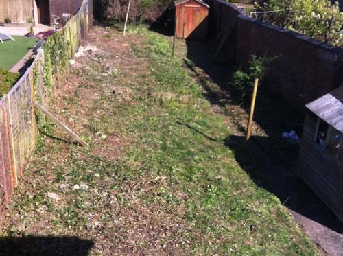 gardens cleared in derby