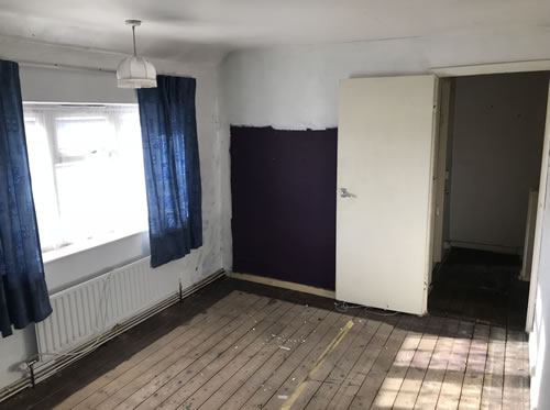 houses cleared in nottingham