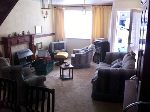 home clearance services in Nottingham
